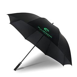 Procella 68-Inch Golf Umbrella Windproof and Waterproof Extr