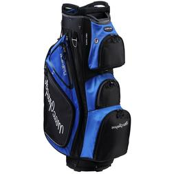 "MacGregor Golf VIP Deluxe 14-Way Cart Bag, 9.5"" Top"