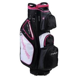 "MacGregor Golf VIP Deluxe 14-Way Ladies Cart Bag, 9.5"" Top,"