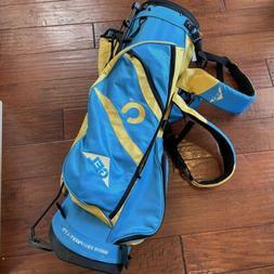 Groove Equipment Gel Nylon Golf Bag 5 x Divider Carry Straps