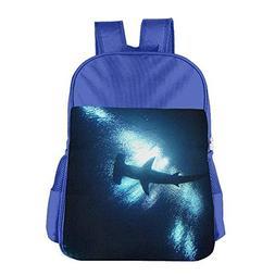 GAMEYA SHOPP Hammerhead Shark Underwater Unisex School Backp
