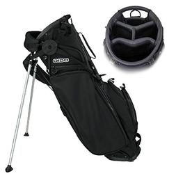 OGIO Men's Hauler SB Stand Bag Black
