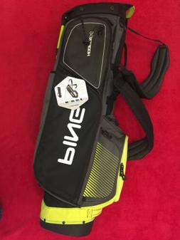 Ping Hoofer 14 Stand Bag Grey/Black/Limelite 5.5 Lbs.