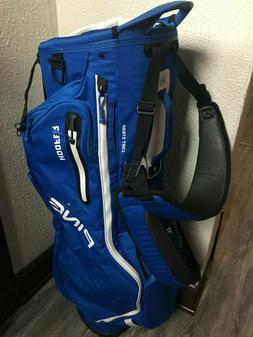 Ping Hoofer Golf Bag - Blue - New Without Tags