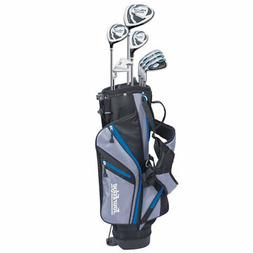 Tour Edge Hot Launch Hl-J Junior Golf Set Wd/Irn/Putter/Bag