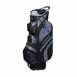 Tour Edge Hot Launch HL4 14 way Golf Cart Bag-Black Blue Gra