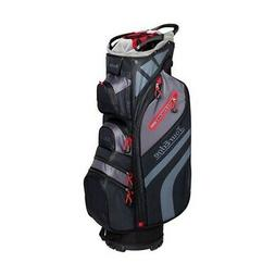 Tour Edge Hot Launch HL4 Golf Cart Bag-Black Red Silver UBAH
