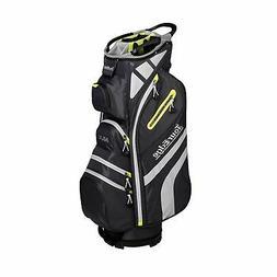 Tour Edge Hot Launch HL4 Ladies Golf Cart Bag-Silver Lime UB