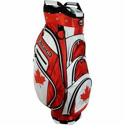Hot-Z Flag Cart Bag Canada