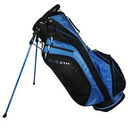 Hot-Z Golf 2018 3.0 Stand Deep Sea Blue Bag