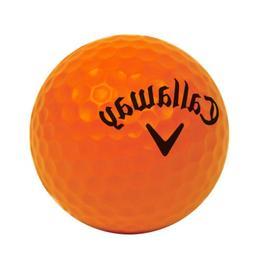 Callaway HX Practice Golf Balls - 18 Pack - Orange