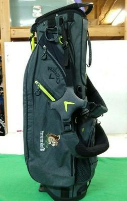 Callaway Hyperlite 3 HL Stand Golf Bag 4 Way Top 8 Pockets O