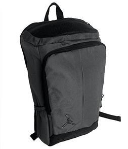 Nike Jordan Gray Unconscious Laptop Storage Pack Backpack