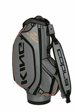 Cobra King 9.5 Staff Bag 2018 Nardo Grey 02 - 909269 New