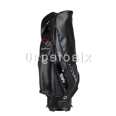 13 Clubs Golf Stand Carry Bag Way Divider Top Organizer Pockets