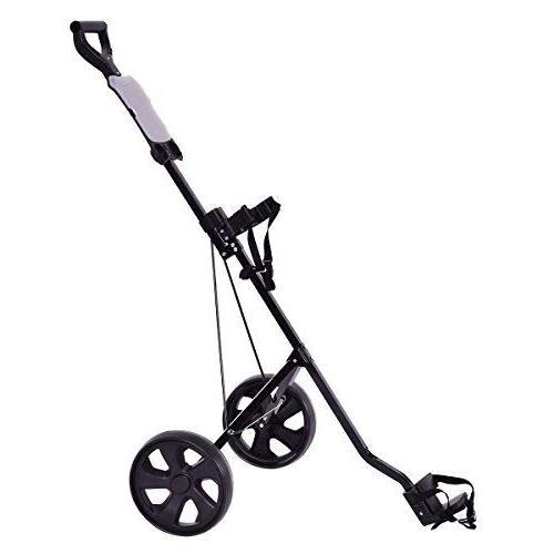 2 wheel push pull cart