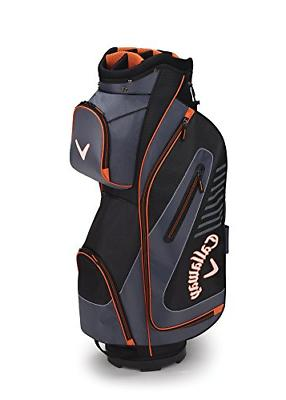 Callaway 2017 Cart Black/Charcoal/Orange