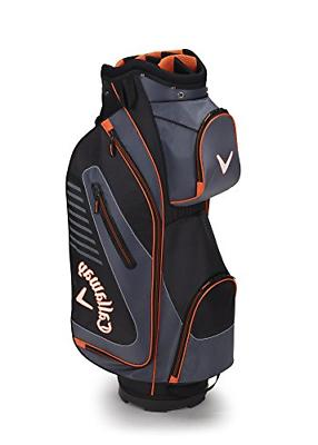 2017 capital cart bag black charcoal orange