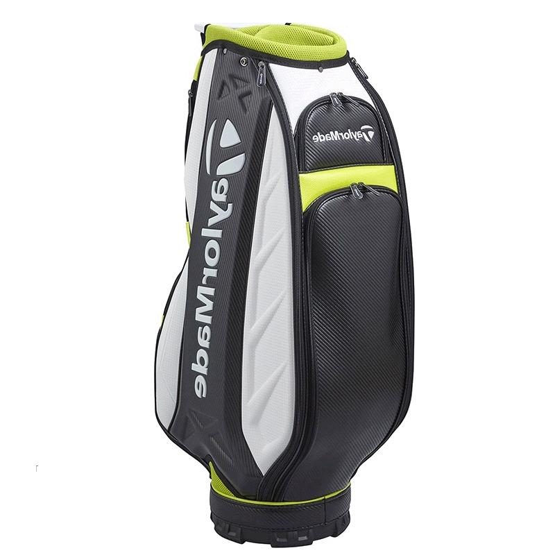 "TaylorMade A-9 10"" Caddie White/Black/Lime"