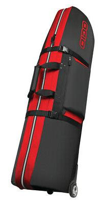 OGIO 2018 Straight Jacket Travel Cover, Red Jungle