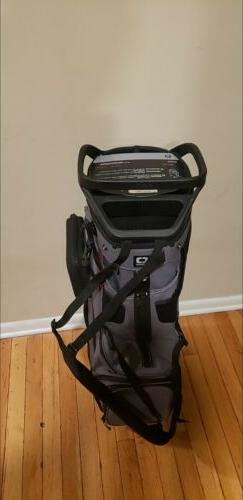 2019 Convoy 514 RTC Stand Golf Bag - Charcoal