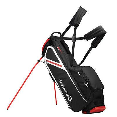 2019 flextech lite stand golf bag black
