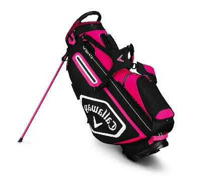 2019 golf chev stand stand bag pink