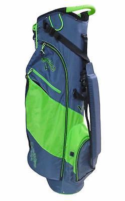 2019 Callaway Hyper Lite Zero Stand Golf Bag Single Strap -