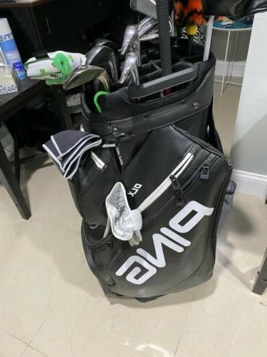 2020 dlx cart bag