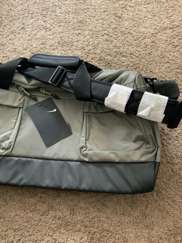 2020 Nike Sport Golf Duffel Bag Gym Grey NWT