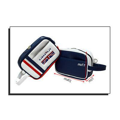 2x Golf Sport Valuables Pouch Small Markers Tees