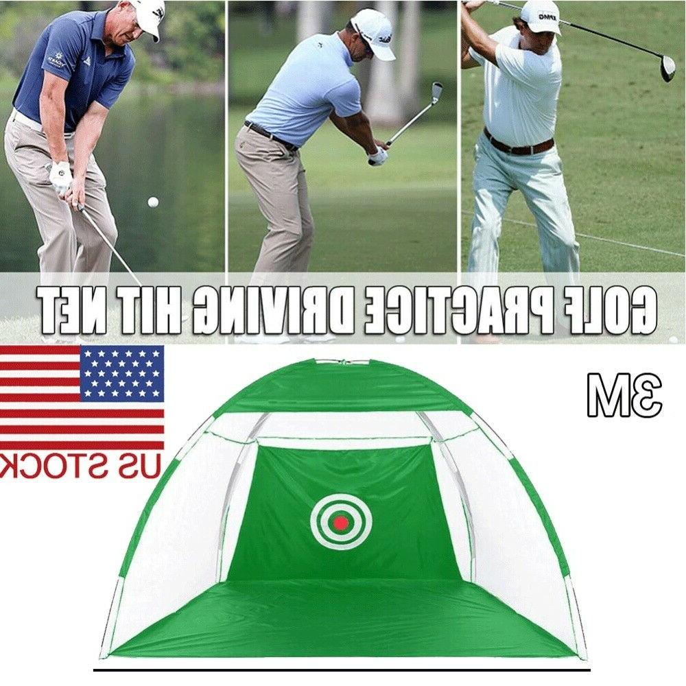 3m golf hitting practice net driving cage