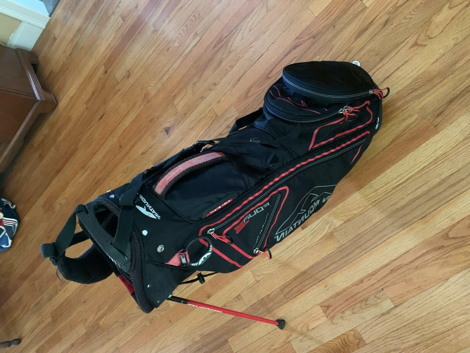 way stand bag