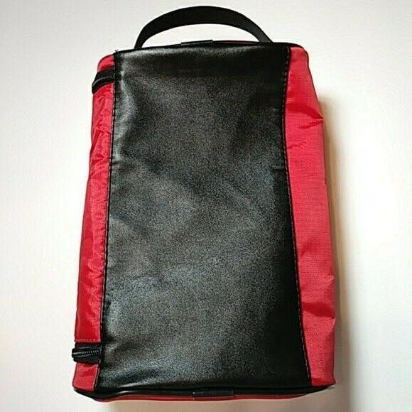 $50 Nike toiletry bag/Travel Bag/Red