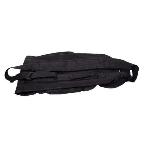 "7"" Bag, Carry Executive Course Bag 7"", Black"