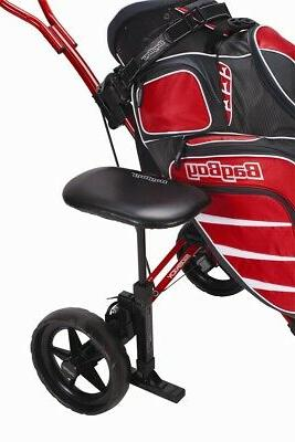 Bag Boy Golf- Push Pull Cart Seat