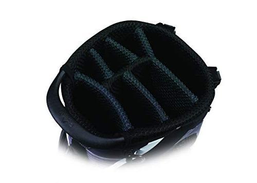Callaway 2018 Lite Stand Bag, Black/ Titanium/