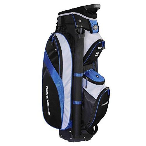 PROSiMMON Cart Golf Bag Black/Blue