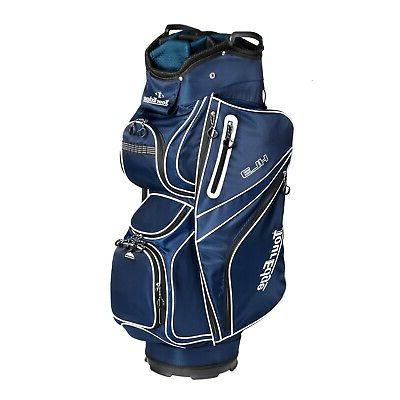 Tour Edge Men's HL3 Cart Bag, Navy