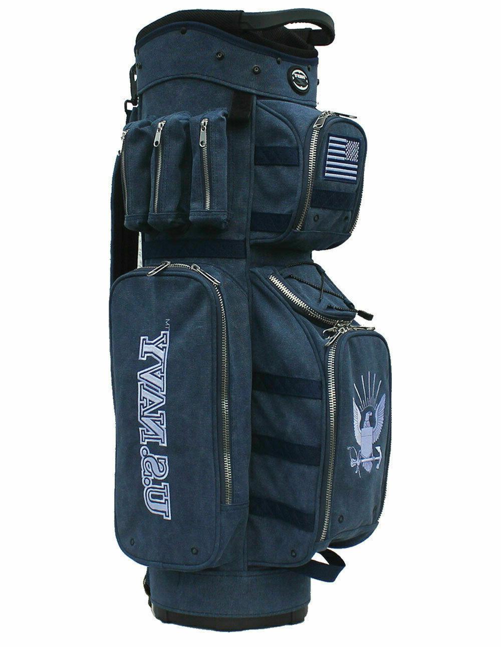 active duty cart bag navy