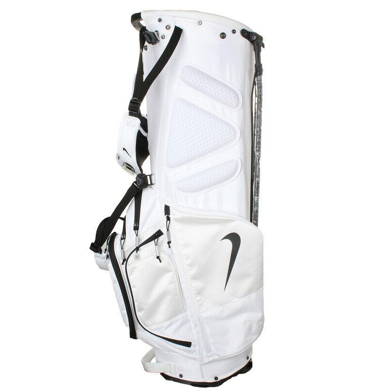 Nike Hybrid Golf Caddie Golf Bag White 14-Divider OSFM CV1514-101