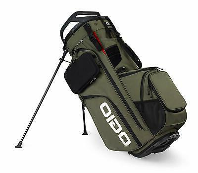 OGIO ALPHA Convoy 514 Golf Stand Bag, Olive