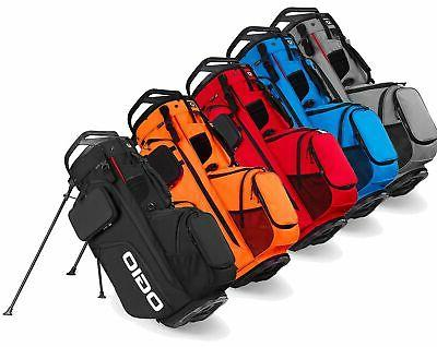 alpha convoy 514 stand golf bag new