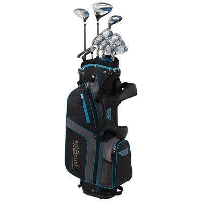 Tour Edge Unisex B3SRGU11.B Bazooka 360 Teen Golf Set Right