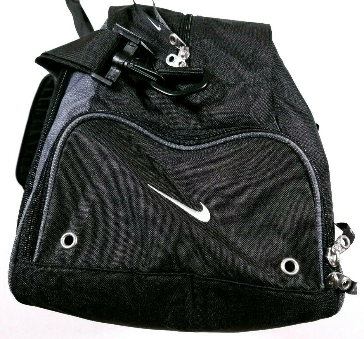 Nike Gym Duffle Compartment