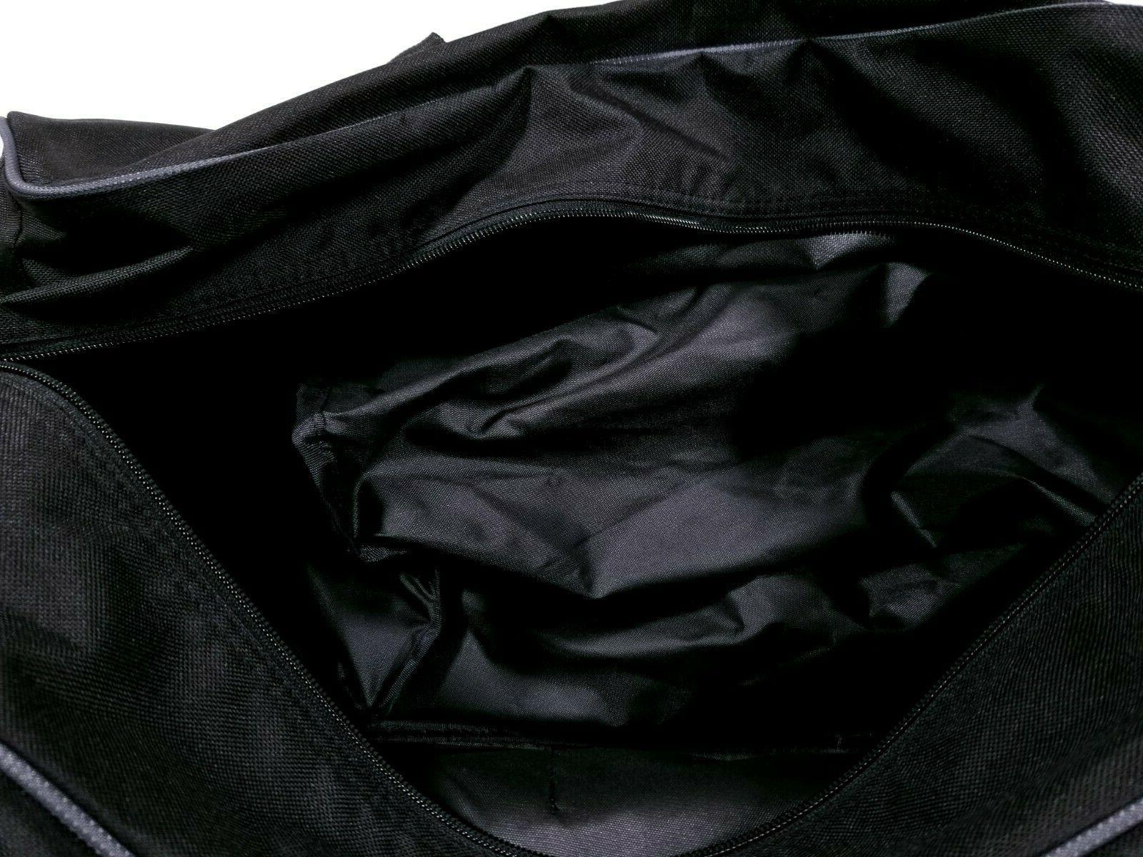Nike Golf Black Duffle Compartment
