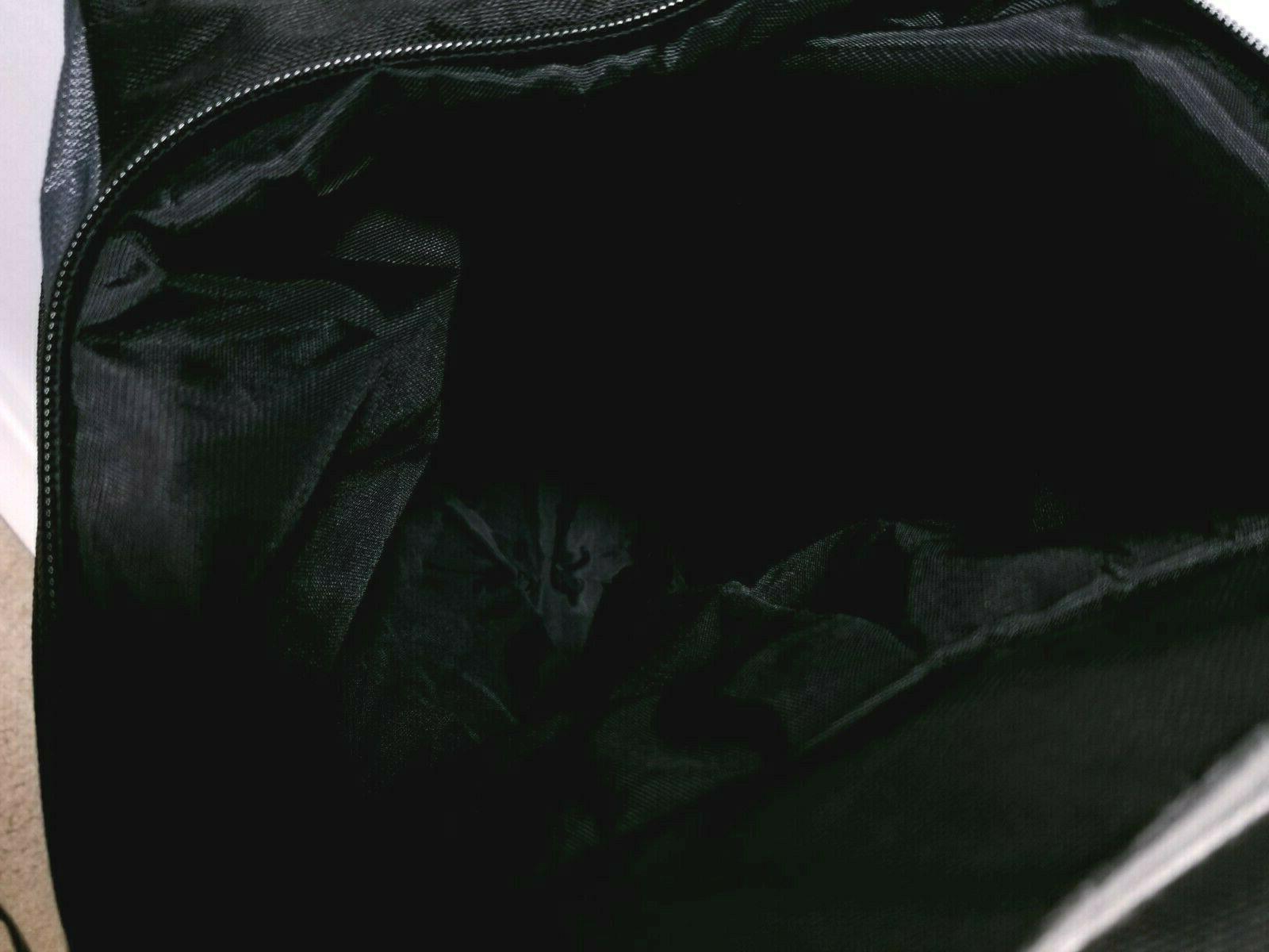 Nike Gym Duffle Bag Shoe Compartment