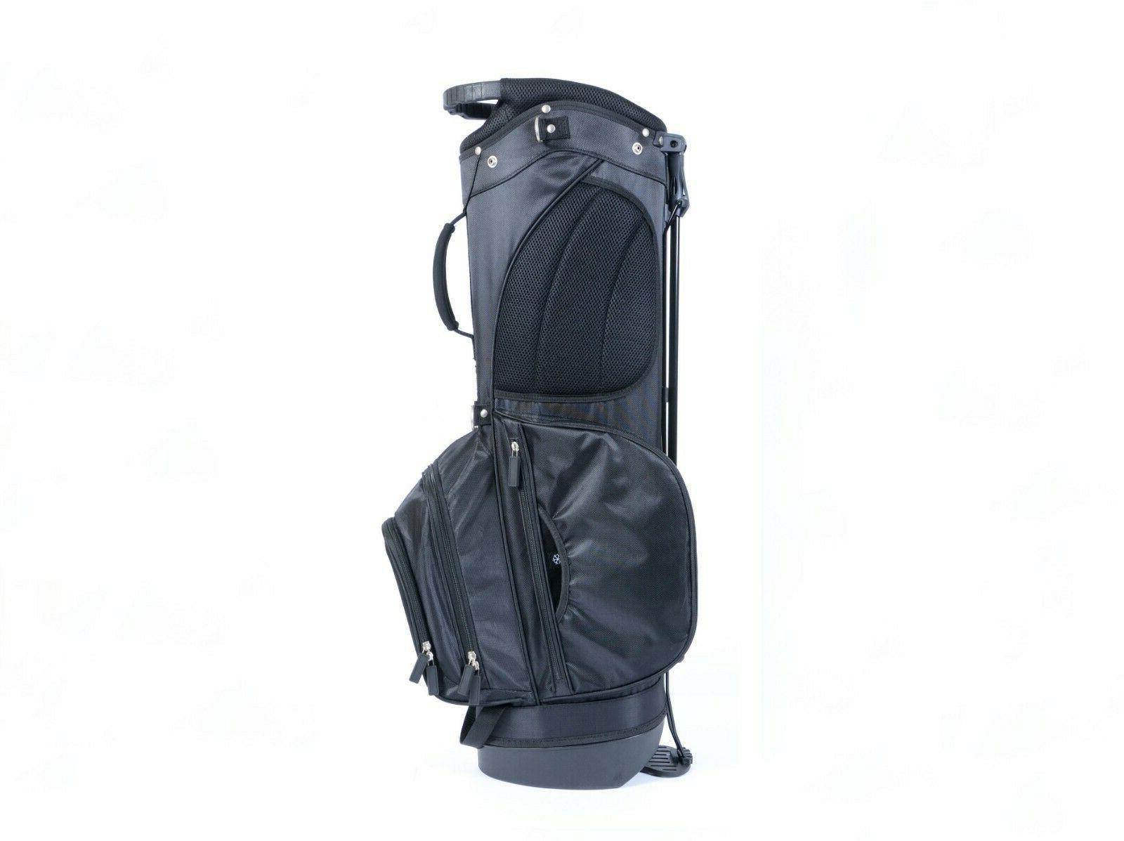 Black Lightweight Stand Bag