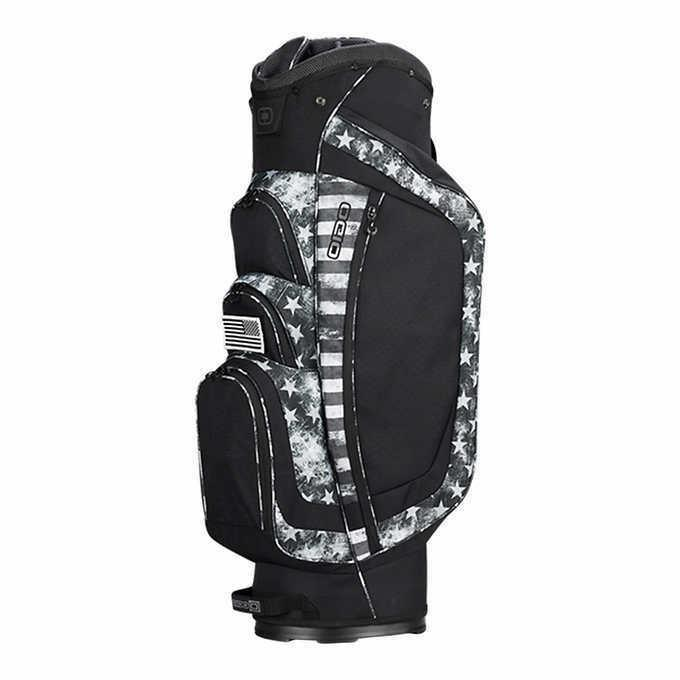 OGIO BLACK OPS SHREDDER CART GOLF BAG MENS - NEW