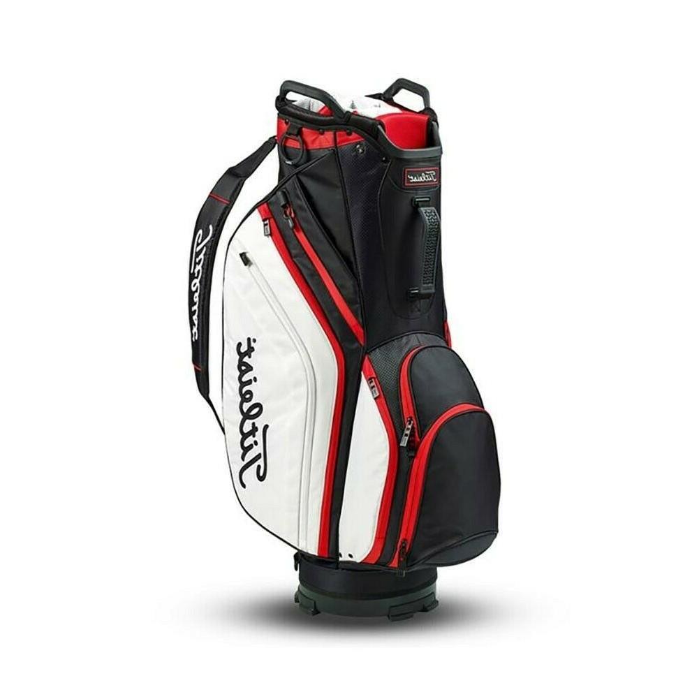 brand new 19 lightweight cart golf bag